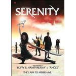 Serenity Filmer Serenity (DVD)