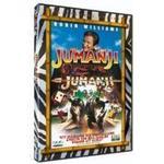 Jumanji dvd filmer Jumanji - Deluxe Edition (DVD)