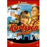 Karlsson på taket dvd Filmer Karlsson på taket (DVD 1974)