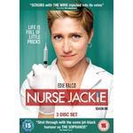 Nurse jackie Filmer Nurse Jackie - Season 1 (3-disc)