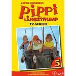 Pippi Långstrump del 5 (DVD 2014)