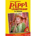Dvd film pippi Pippi Långstrump del 4 (DVD 2014)