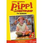 Pippi långstrump dvd Filmer Pippi Långstrump del 2 (DVD 1969)