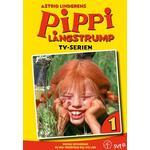 Pippi Långstrump del 1 (DVD 1969)