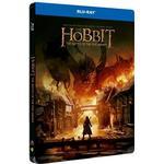 Hobbit 3 - Femhäraslaget: Steelbook (Blu-Ray 2015)