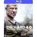 Die Hard 4.0 Filmer Die hard 4 (Nyrelease) (Blu-Ray 2013)