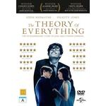 The Theory of Everything Filmer The theory of everything (DVD 2014)