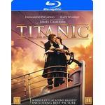 Titanic blu ray Filmer Titanic (Blu-Ray 2012)