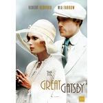 Den store Gatsby Filmer Den store Gatsby: Nyutgåva (DVD 2013)