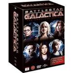 Battlestar Galactica: Complete series + Plan (DVD 2006-07)