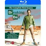 Breaking bad bluray Filmer Breaking bad: Säsong 1 (Blu-Ray 2014)
