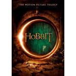 Hobbit trilogy Filmer Hobbit Trilogy (DVD 2015)