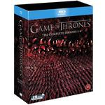 Game of thrones: Säsong 1-4 (Blu-Ray 2014)