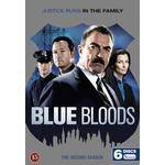Blue bloods Filmer Blue bloods: Säsong 2 (DVD 2012)