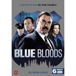 Blue bloods: Säsong 2 (DVD 2012)