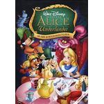 Alice i underlandet blu ray Filmer Alice i Underlandet: S.E. (DVD 1951)