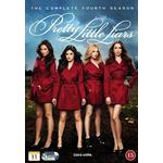 Pretty little liars: Säsong 4 (DVD 2014)
