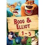 Vänner dvd Filmer Boog & Elliot 1-3: Vilda vänner collection (DVD 2011)
