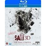 Saw 3D Filmer Saw 7: The final chapter (3D Blu-Ray 2010)