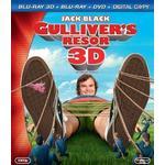 Gullivers resor (3D Blu-Ray 2010)