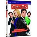 Chuck: Säsong 4 (DVD 2012)