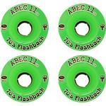 Skateboardhjul Abec11 Flashbacks 70mm 75A 4-pack