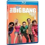 Big Bang Theory - Series 6 - Complete (Blu-Ray)