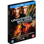Universal Soldier Day Of Reckoning Steelbook (Blu-ray 3d + B (3D Blu-Ray)