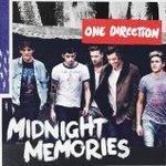 Vinyl one direction CD-skivor One Direction - Midnight Memories
