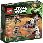 Star wars the clone wars Leksaker Lego Star Wars Clone Troopers vs. Droidekas 75000