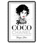 Coco Chanel: The Illustrated World of a Fashion Icon (Inbunden, 2015)