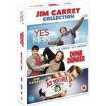 Jim Carrey Triple - Yes Man / Dumb And Dumber / Ace Ventura (DVD)