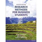 Research Methods for Business Students (Pocket, 2015)