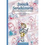 Svensk Seriehistoria, första boken (Inbunden, 2005)