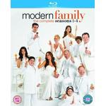 Modern Family - Season 1-4 (Blu-Ray)