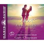 The 5 Love Languages: The Secret to Love That Lasts (Ljudbok CD, 2005)