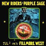 New Riders Of The Purple Sage - Jul 2 1971 Filmore West