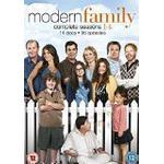 Modern Family - Season 1-4 (DVD)