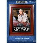 Kommissarie Filmer Kommissarie Morse Box 8 (DVD 1991)