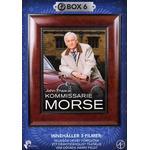 Kommissarie Filmer Kommissarie Morse Box 6 (DVD 1986)