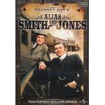 Alias smith & jones Filmer Alias Smith & Jones: Säsong 1 Box 2 (DVD 1971)