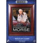 Kommissarie Filmer Kommissarie Morse Box (DVD 1987/1988)