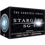 Säsong Filmer Stargate SG-1 collection: Säsong 1-10 + 2 film (DVD 2010)