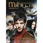 Merlin: Säsong 2 (DVD 2009)