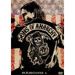 Sons of Anarchy: Säsong 1 (DVD 2008)