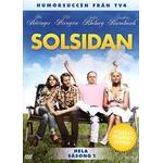 Solsidan: Säsong 1 (DVD 2010)