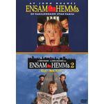 Hemma dvd Filmer Ensam hemma 1+2 (DVD 1990, 1992)