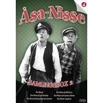Åsa nisse dvd Filmer Åsa-Nisse: Box 2 (DVD 1961-1965)