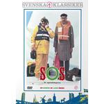 Sällskapsresan dvd Filmer Sällskapsresan: SOS (DVD 1988)