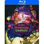 Prinsessan Mononoke Filmer Prinsessan och grodan (Blu-Ray 2009)